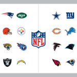 NFLのチーム紹介と応援チーム選び アイシールド21が好きな人も