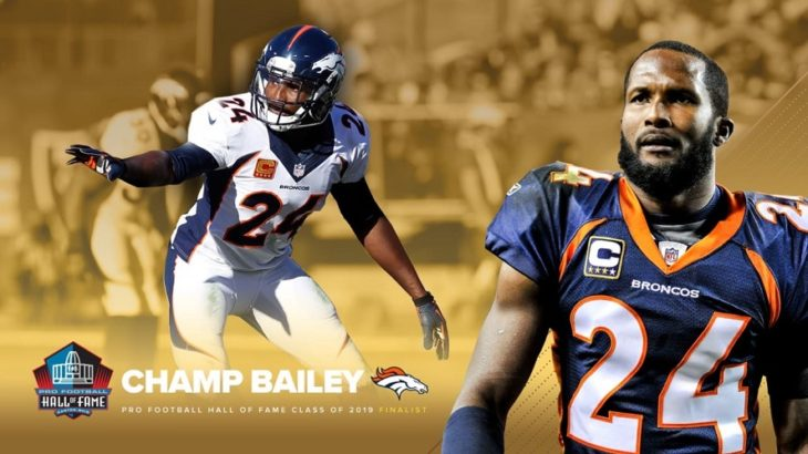 CB チャンプ・ベイリー(Champ Bailey)の能力、記録について